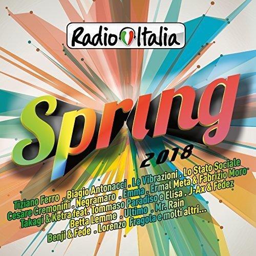 VA - Radio Italia Spring 2018 [2CD] (2018)
