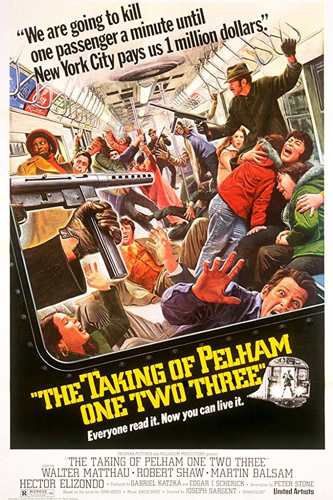 The Taking of Pelham One Two Three (1974) [BluRay] [720p] YIFY
