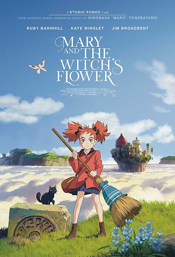 Mary and the Witchs Flower 2018 BDRip XviD AC3-EVO
