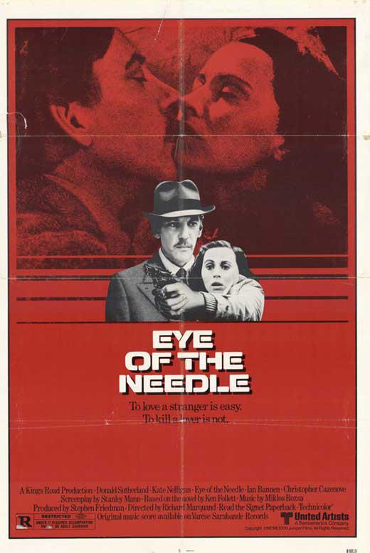 Eye of the Needle 1981 BRRip XviD MP3-XVID