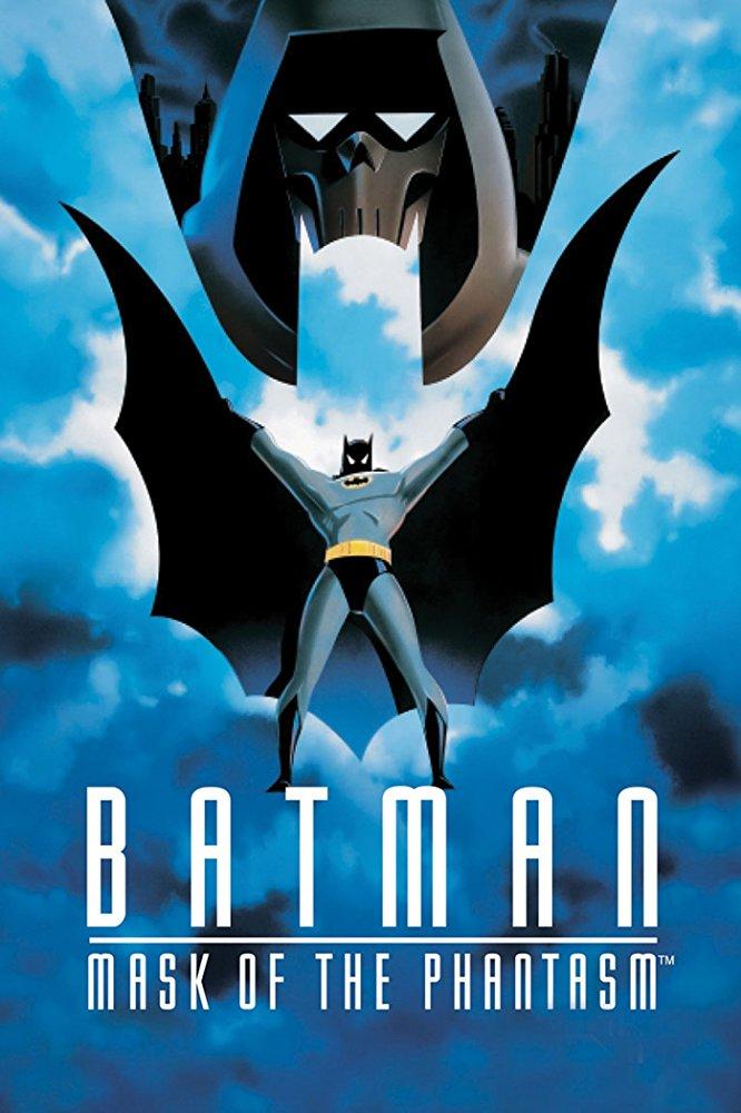Batman Mask of the Phantasm 1993 BRRip XviD MP3-XVID