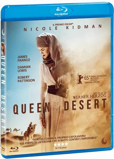 Queen of the Desert (2015) PROPER BDRip x264-BiPOLAR