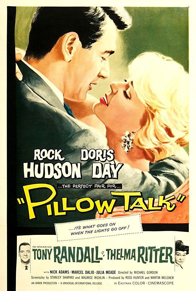 Pillow Talk 1959 BRRip XviD MP3-XVID