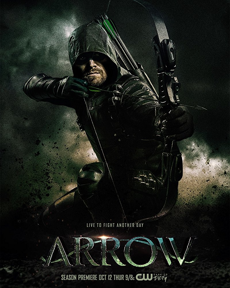 Arrow S06E20 HDTV x264-SVA