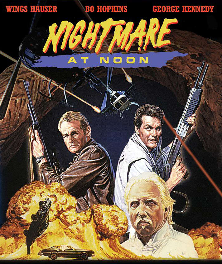 Nightmare at Noon (1988) 720p BluRay x264 x0r