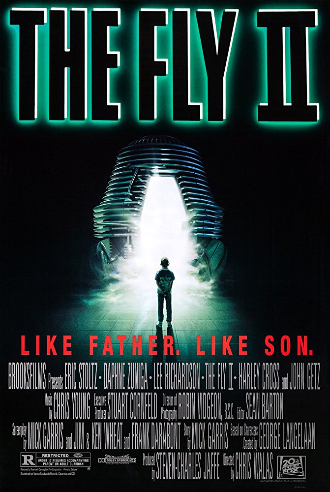 The Fly II 1989 DVDRIP XVID AC3-RypS