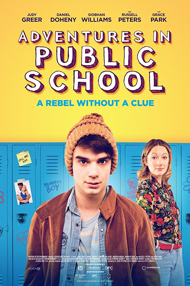 Adventures In Public School (2017) 1080p WEB-DL x264 AC3-eSc