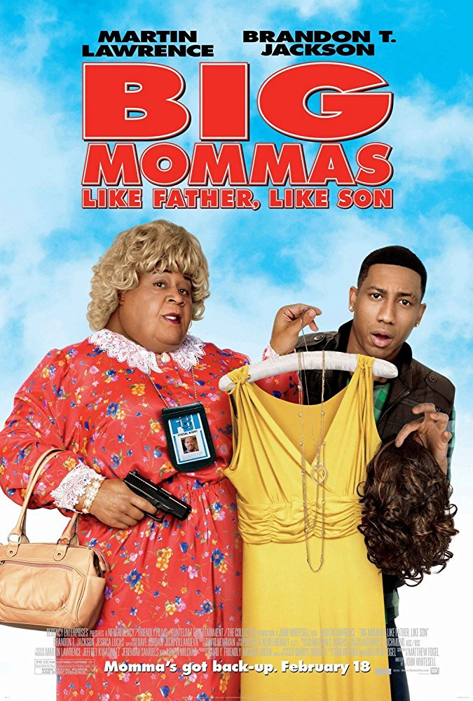 Big Mommas Like Father Like Son 2011 EXTENDED BRRip XviD MP3-XVID