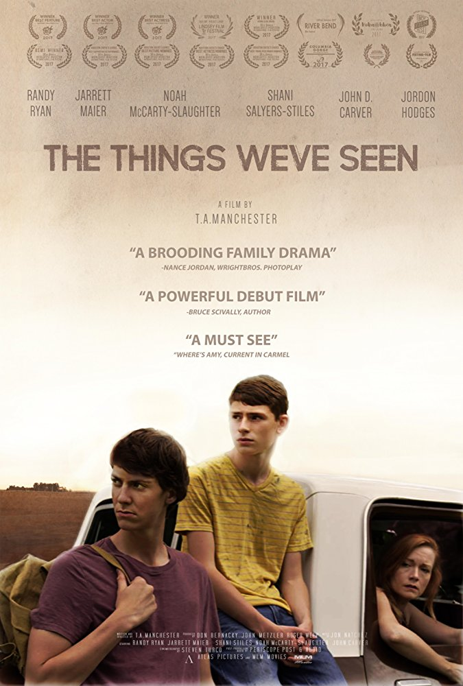 The Things Weve Seen (2017) HDRip XviD AC3-EVO