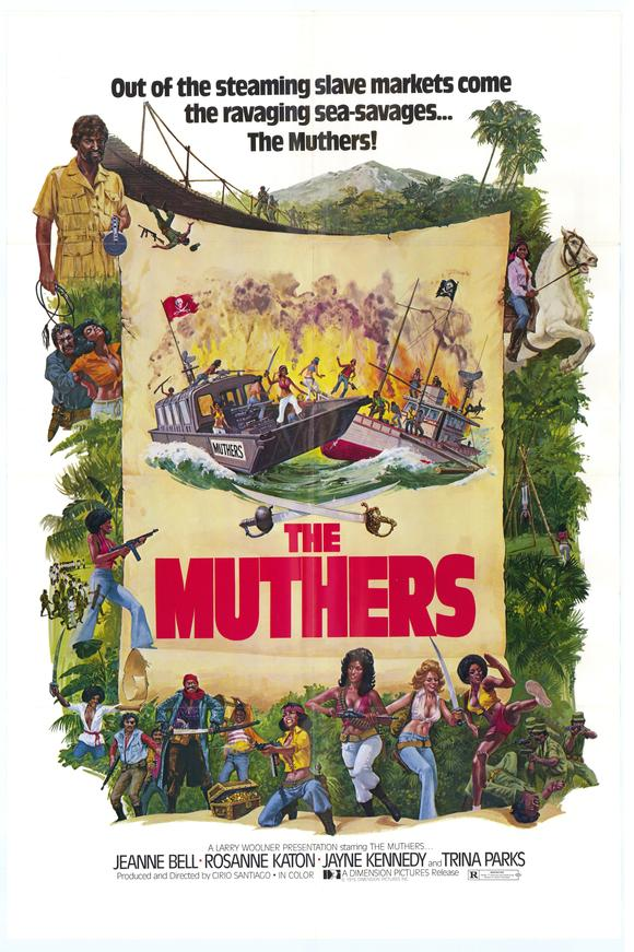The Muthers 1976 BRRip XviD MP3-XVID