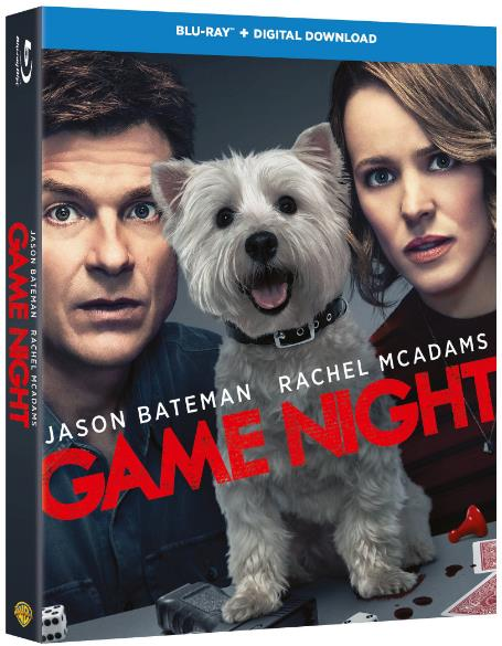 Game Night (2018) 1080p BRRip 1.4 GB - iExTV