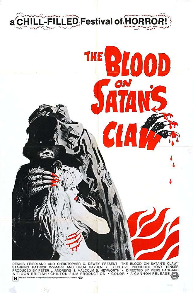 The Blood on Satans Claw 1971 BRRip XviD MP3-XVID