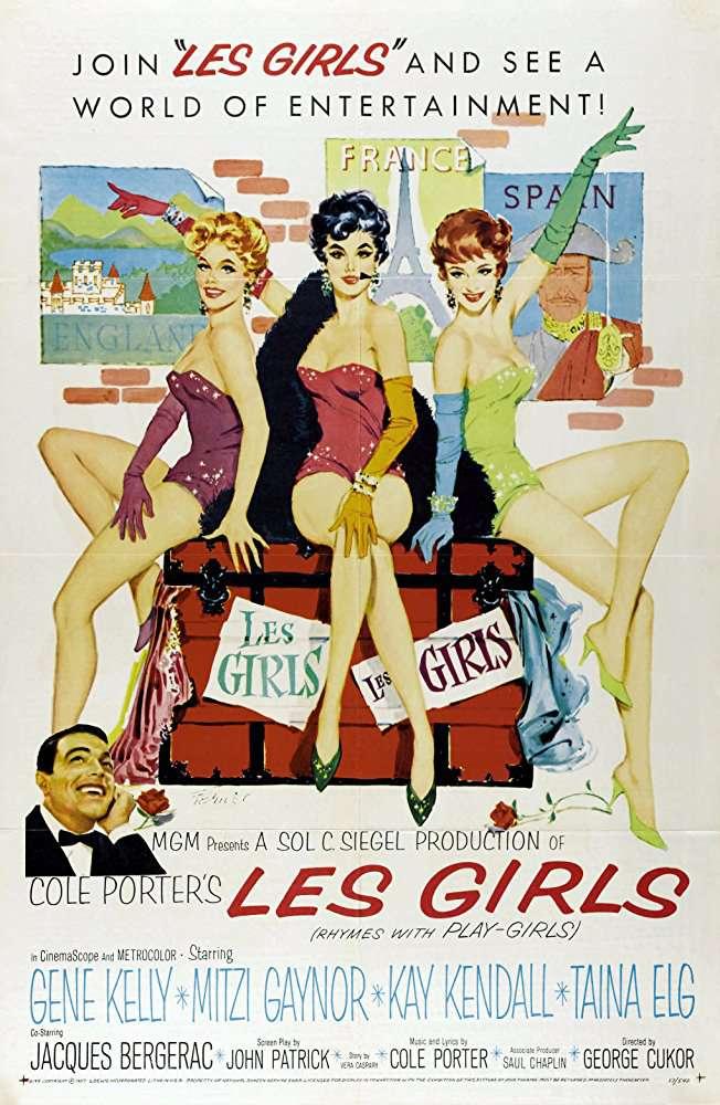 Les Girls 1957 BRRip XviD MP3-XVID