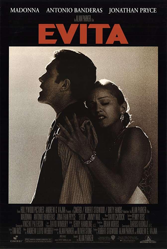 Evita 1996 BRRip XviD MP3-XVID