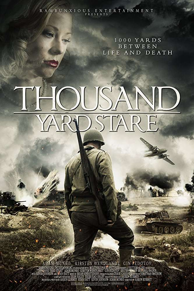 Thousand Yard Stare 2018 HDRip x264 AC3-Manning