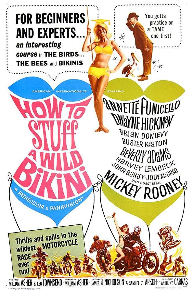 How To Stuff a Wild Bikini 1965 iNTERNAL DVDRip x264-SPRiNTER