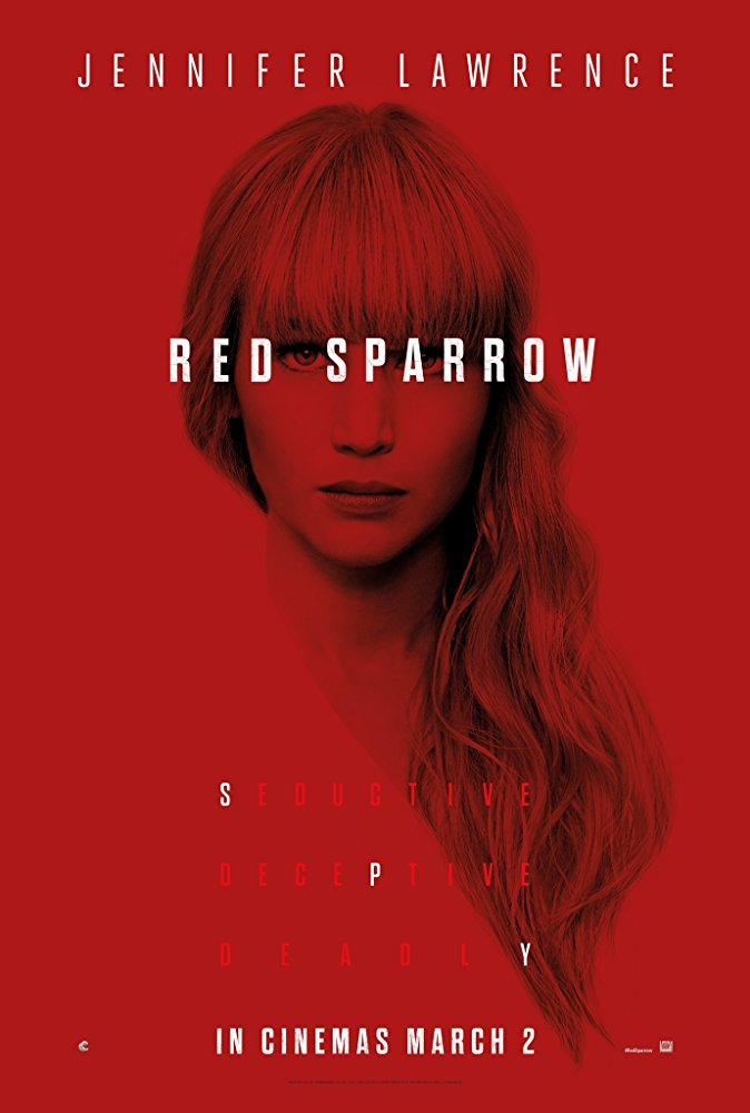 Red Sparrow 2018 BRRip XviD AC3-EVO