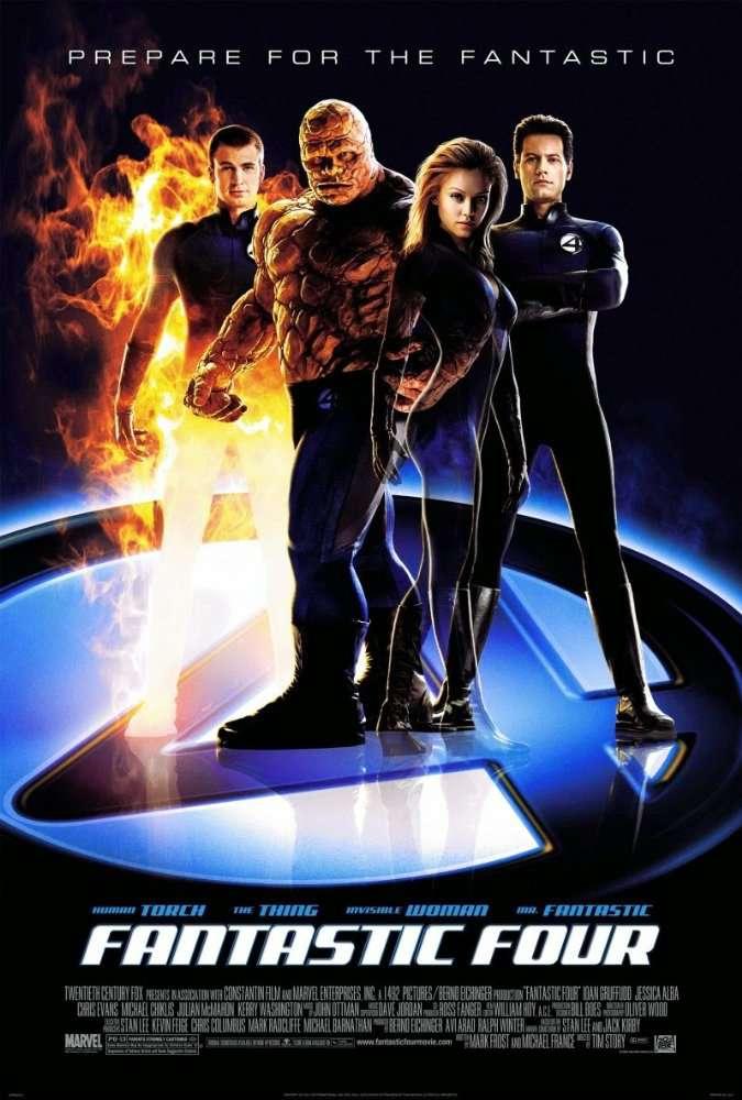 Fantastic Four 2005 BRRip XviD MP3-XVID