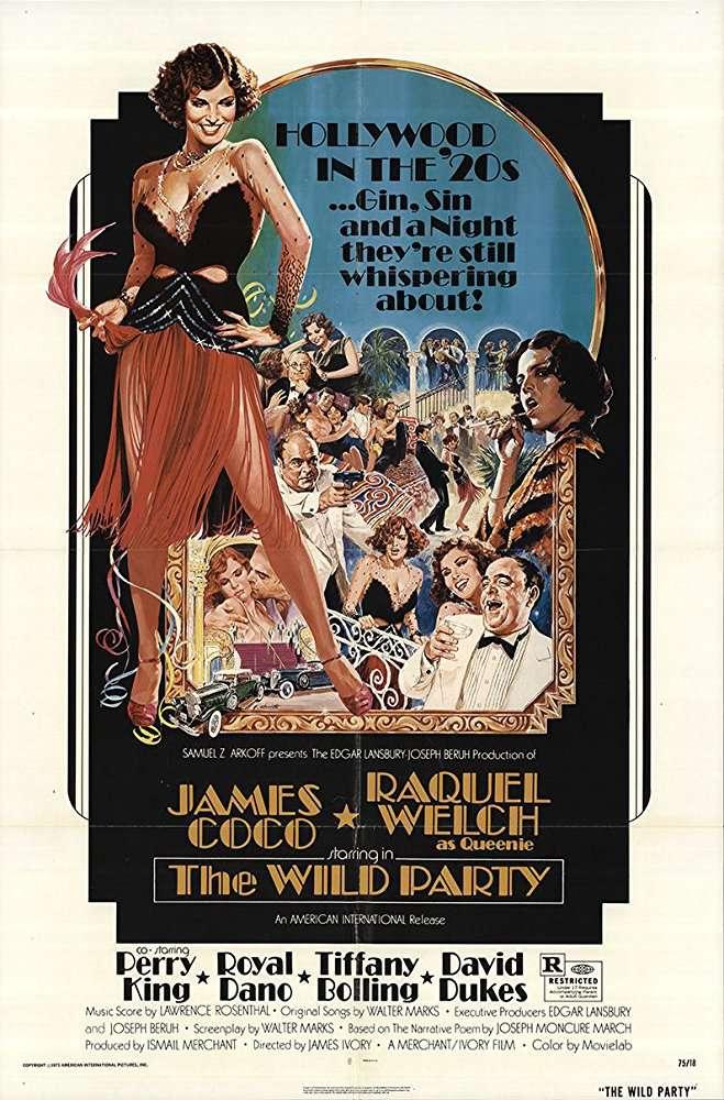 The Wild Party 1975 DVDRip x264