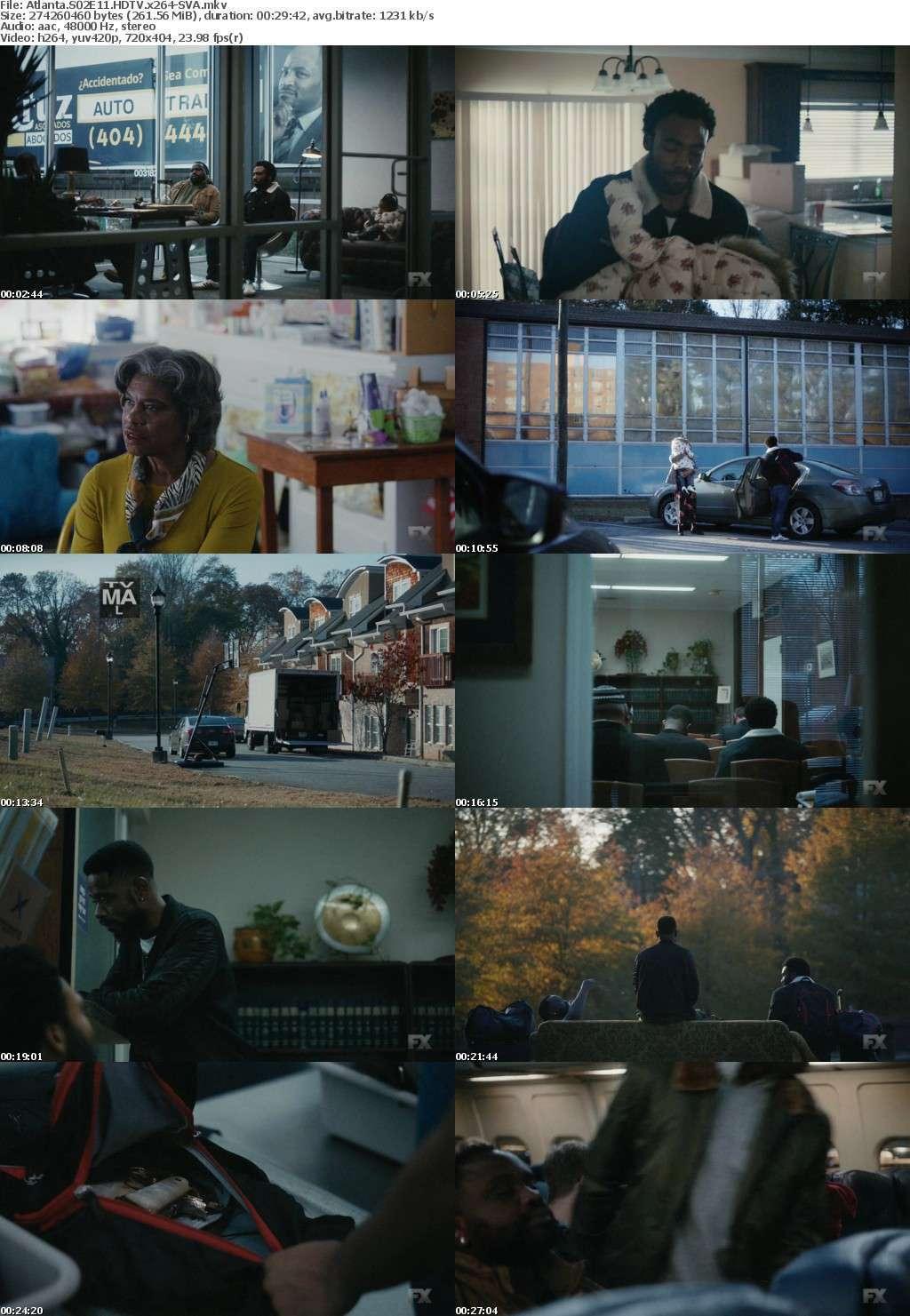 Atlanta S02E11 HDTV x264-SVA