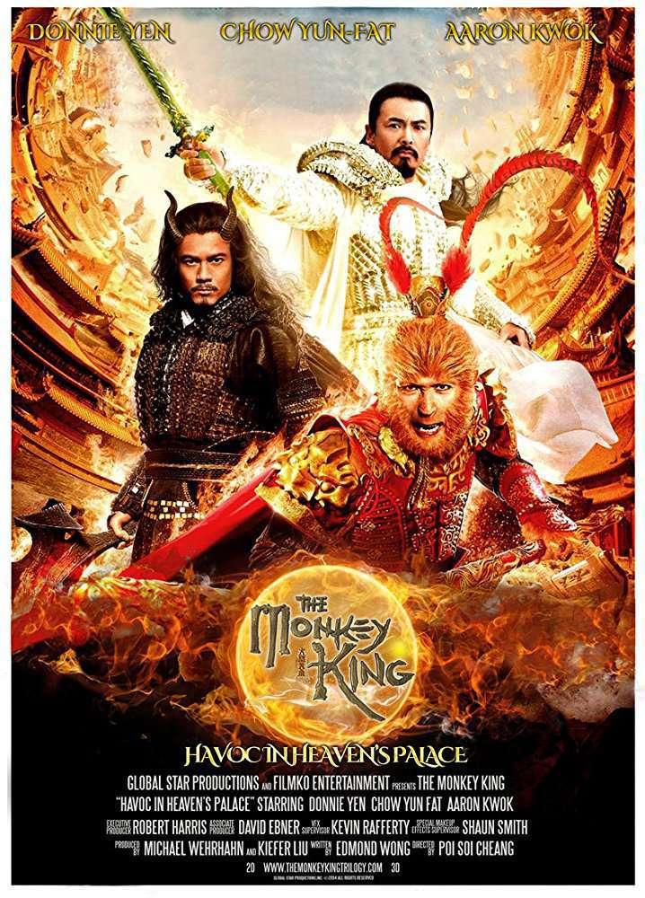 The Monkey King (2014) [BluRay] [720p] YIFY