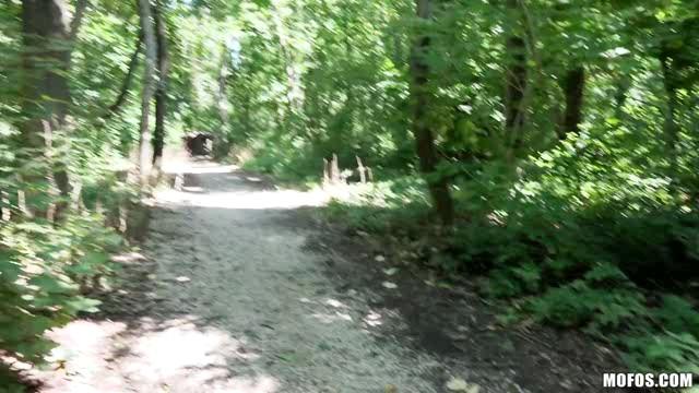 PublicPickUps 18 05 12 Empera Wild Forest Fucking XXX