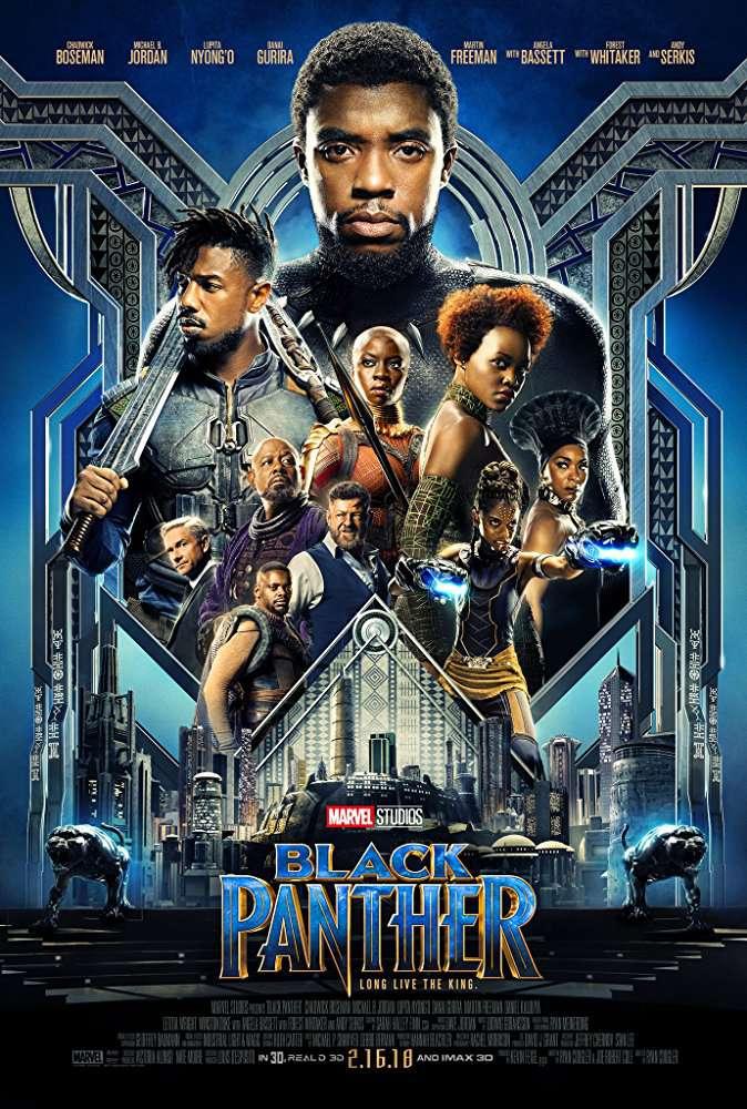 Black Panther 2018 1080p BrRip 6CH x265 HEVC-PSA