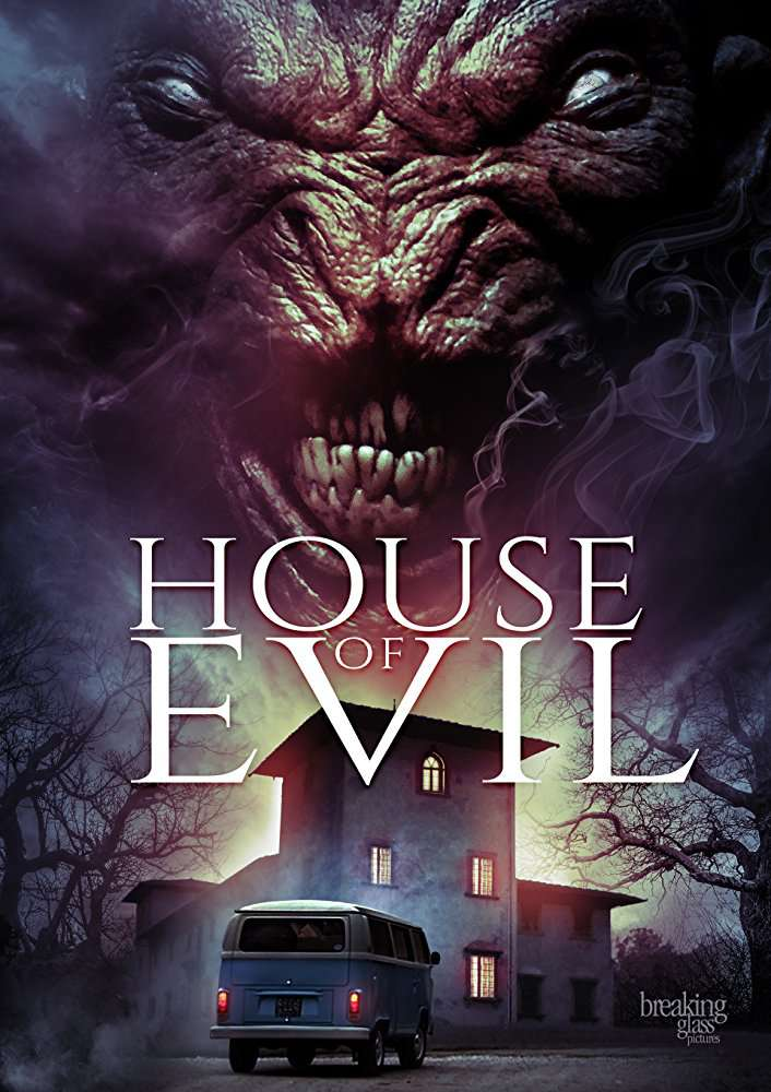 House of Evil 2017 HDRip AC3 X264-CMRG