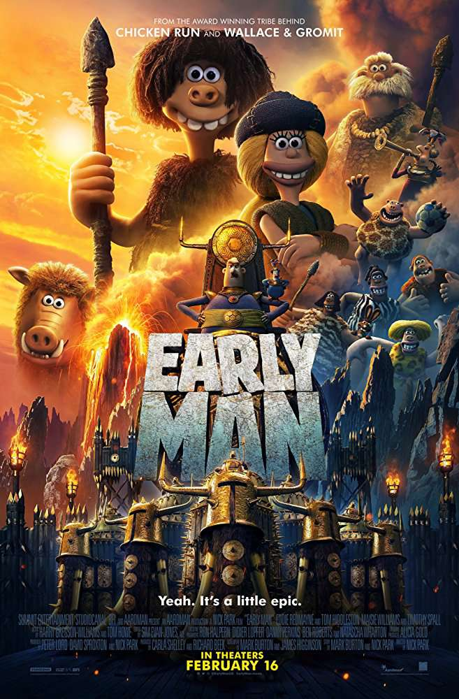 Early Man 2018 720p BRRip XviD AC3-XVID