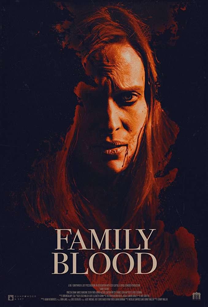 Family Blood 2018 HDRip x264 AC3-Manning