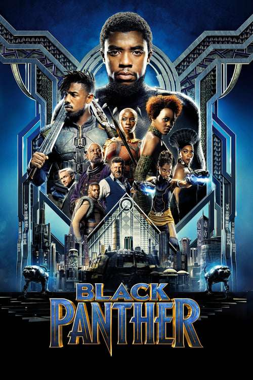 Black Panther 2018 DVDR-JFKDVD