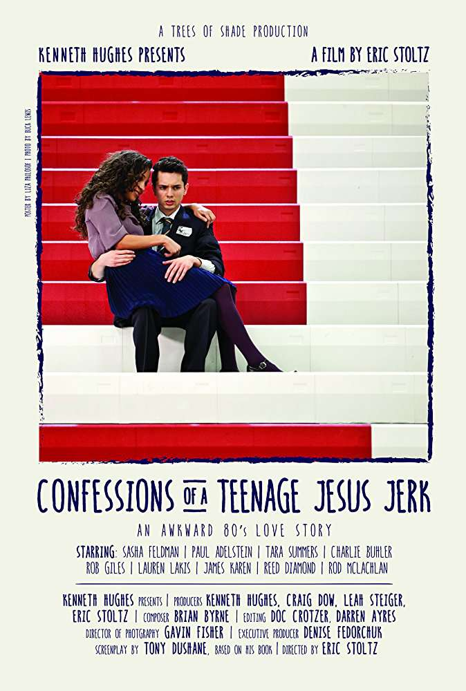 Confessions Of A Teenage Jesus Jerk 2017 HDRip x264 AC3-Manning