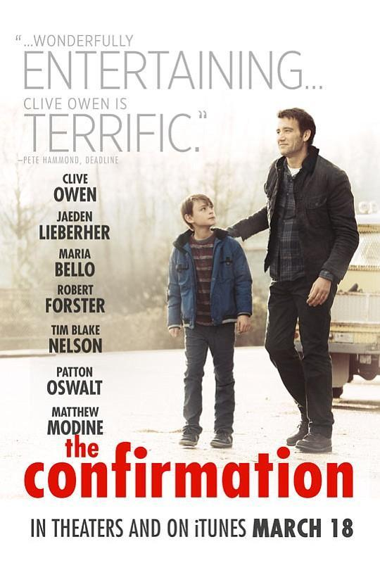 The Confirmation 2016 BRRip XviD MP3-XVID