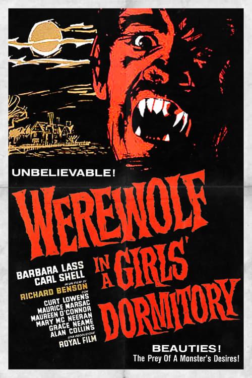 Werewolf In a Girls Dormitory 1961 DUBBED iNTERNAL DVDRip x264-REGRET