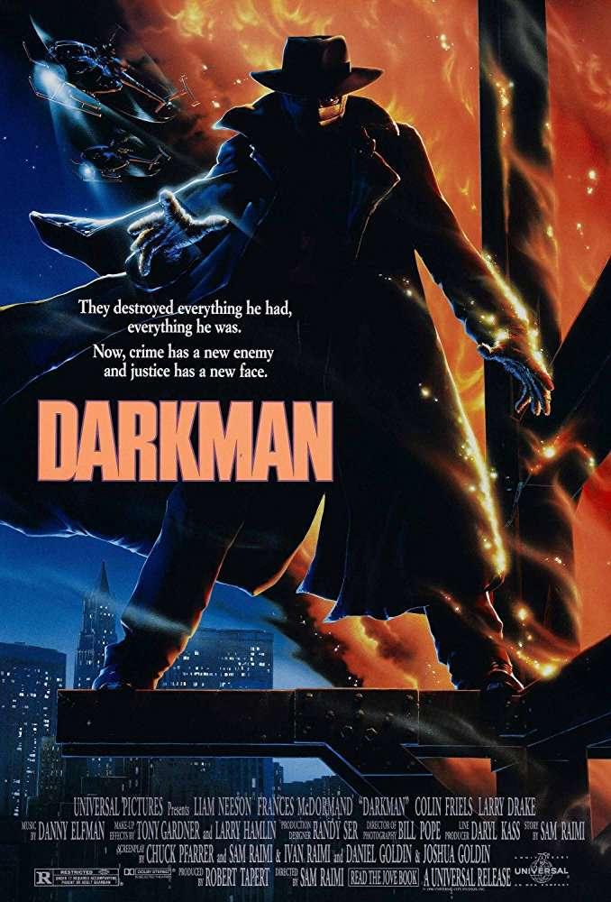 Darkman 1990 HDRIP H264 AC3-5 1-RypS