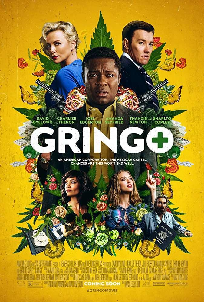 Gringo 2018 1080p WEB-DL 6CH MkvCage