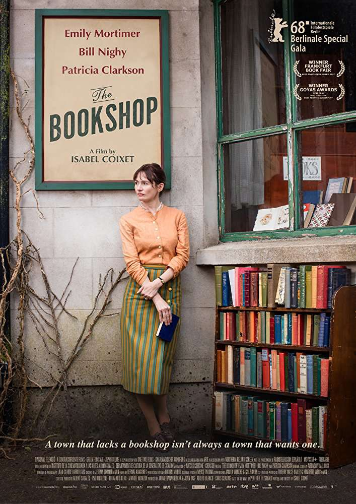 The Bookshop 2017 BRRip XviD AC3-XVID
