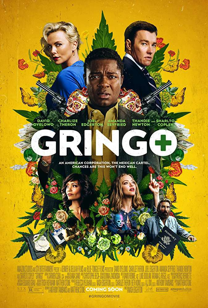 Gringo 2018 BRRip AC3 X264-CMRG