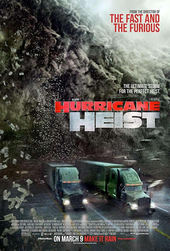 The Hurricane Heist 2018 720p BRRip 750 MB - iExTV