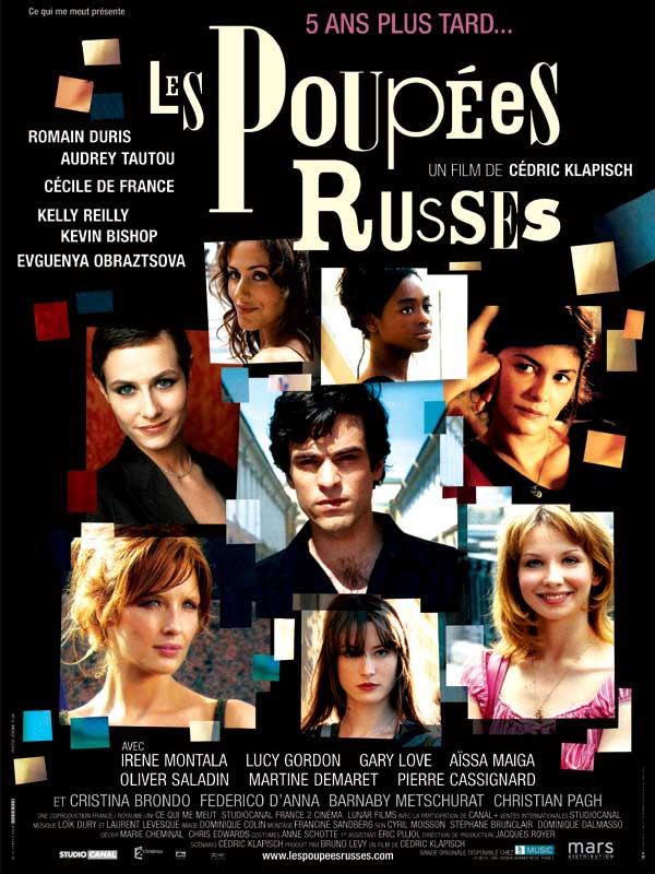 Russian Dolls 2005 BRRip XviD MP3-XVID