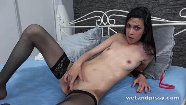 WetAndPissy 18 05 29 Ashley Ocean Wet The Bed XXX