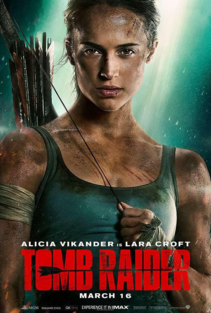 Tomb Raider 2018 720p BluRay H264 AAC-RARBG
