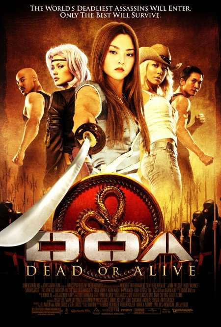 DOA Dead Or Alive 2006 HDRIP H264 AC3-5 1-RypS