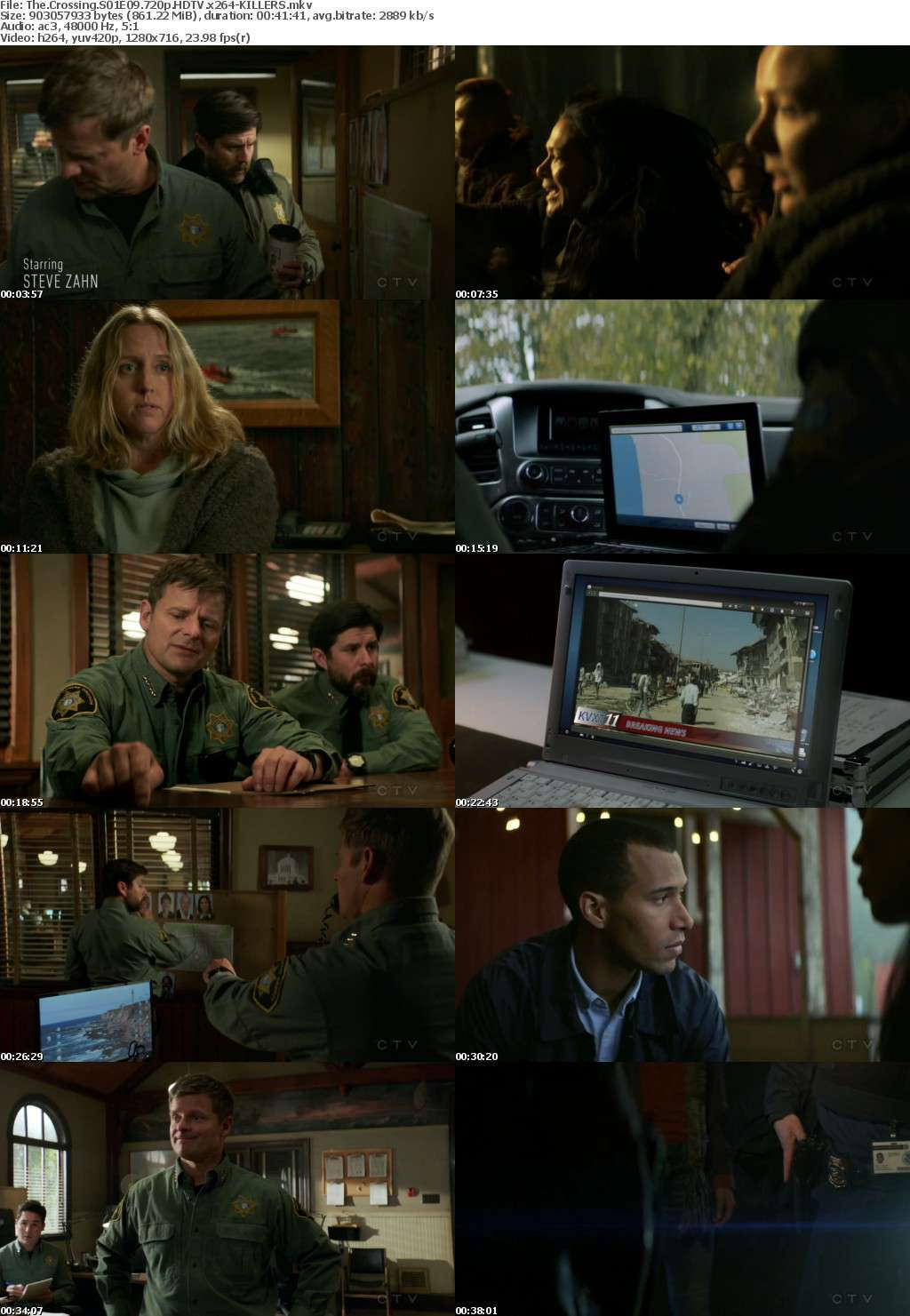 The Crossing S01E09 720p HDTV x264-KILLERS