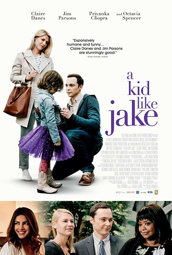 A Kid Like Jake 2018 HDRip XviD AC3-EVO