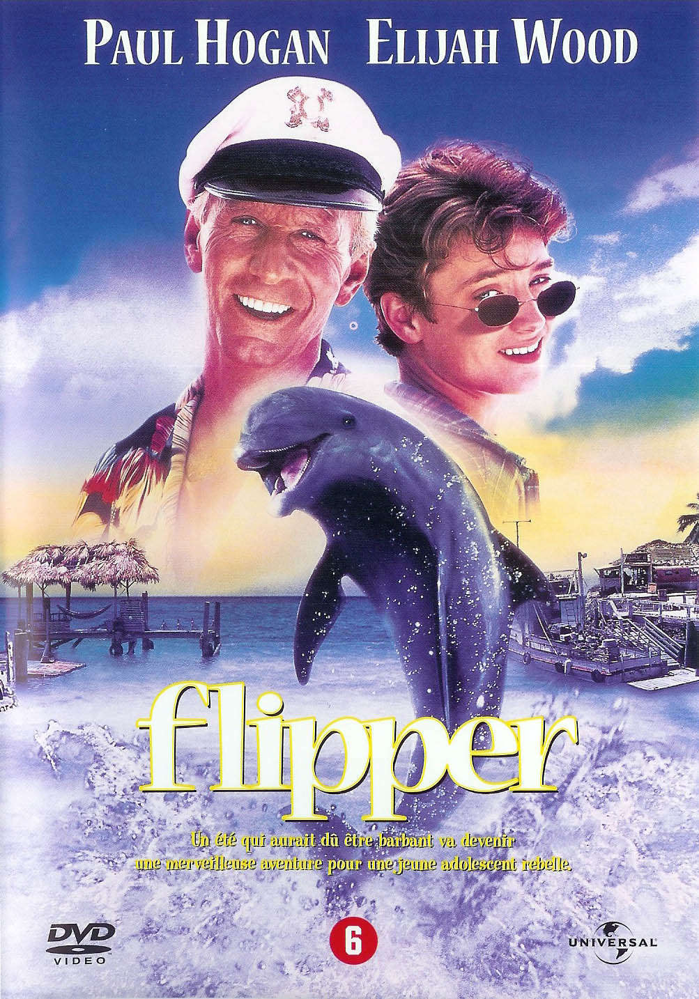 Flipper 1996 720p BRRip x264-x0r