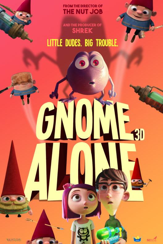 Gnome Alone 2017 720p WEB-DL MkvCage