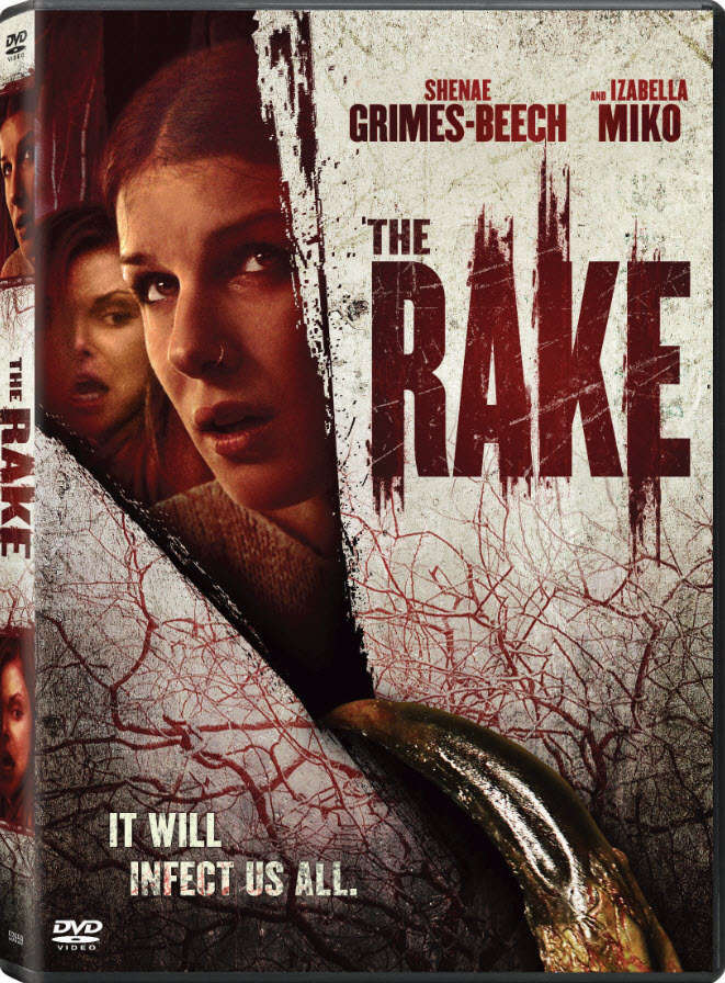 The Rake (2018) [WEBRip] [1080p] YIFY