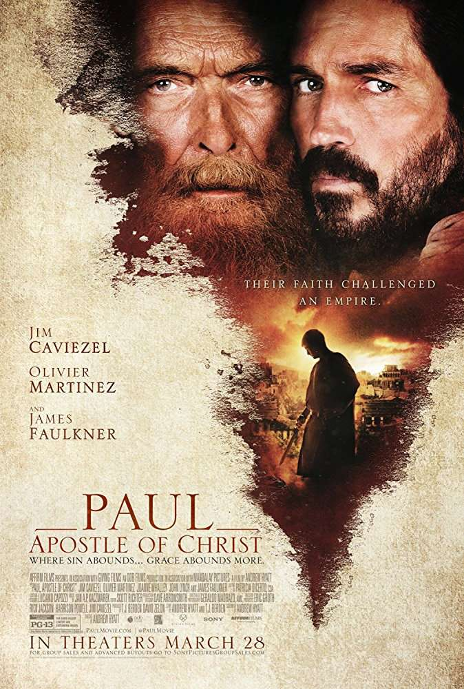 Paul Apostle of Christ 2018 1080p BluRay H264 AAC-RARBG