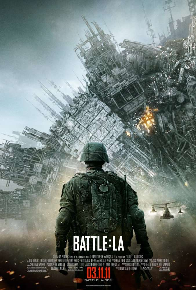 Battle Los Angeles 2011 bDRip 10Bit 1080p DD5 1 H265-d3g